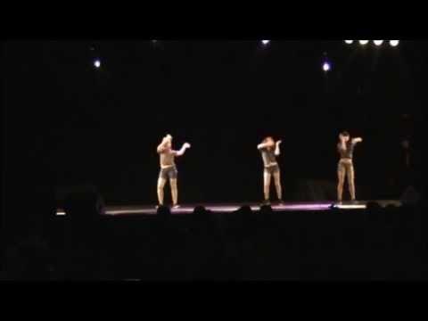 Chorégraphie Footloose 2012