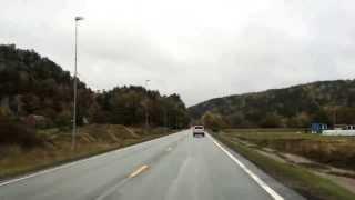 Mandal til Kristiansand på 1.35 min
