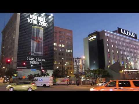 Ritz-Carlton JW Marriott Luxe Hotels LA Live Los Angeles