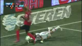 Xolos 4 - 0 Chivas (LIGA MX) Clausura 2013