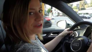 AUSTRALIAN GIRL DRIVING IN AMERICA - FIRST TIME!!!