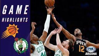 HIGHLIGHTS: Suns 111, Celtics 103