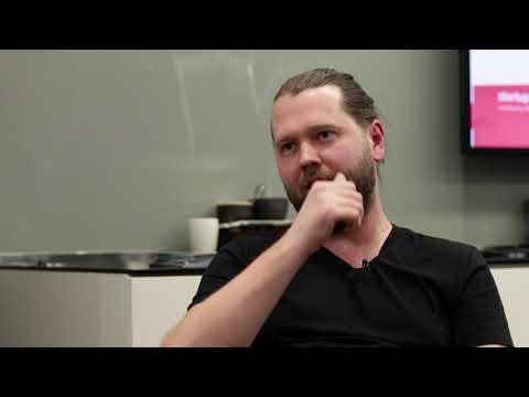 Startup Grind Edinburgh - John Peebles - CEO of Administrate