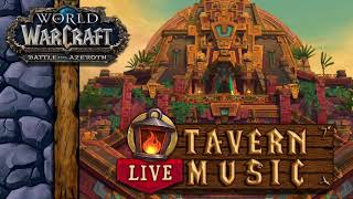 WoW Tavern Music - BlizzCon 2018 - Zuldazar Grand Bazaar (Live)