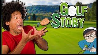 HOT POTATO - GOLF STORY - PART 8