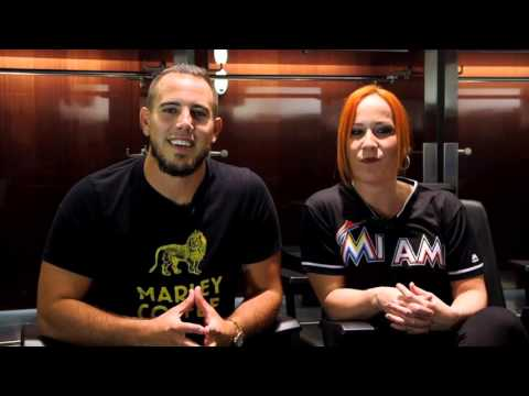 Chef Adrianne & Jose Fernandez Taste of Miami - YouTube