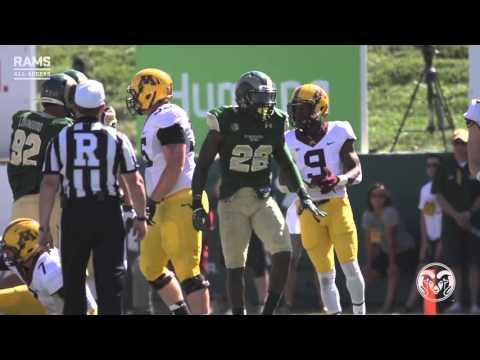 Kevin Pierre-Louis Highlights II Hitman II Colorado State Rams