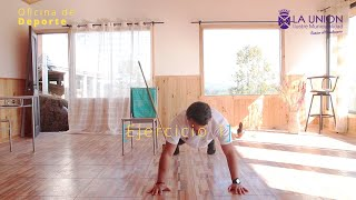 Oficina de Deporte / Vida Saludable  en Cuarentena 01