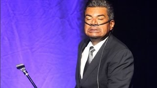 """George Lopez  """"Latinos Aren't Happy To See You"""""""