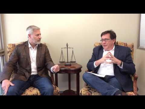 Harry Graham With Guest, Attorney and Lobbyist Reggie Garcia