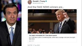 Kurtz: A rough year for the press