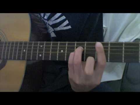 Savin\' Me (Nickelback) Tutorial - YouTube