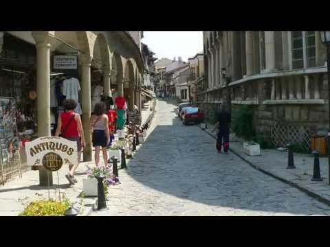 Veliko Turnovo. Places to visit in Bulgaria