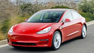 New Tesla Model 3 2018 Review