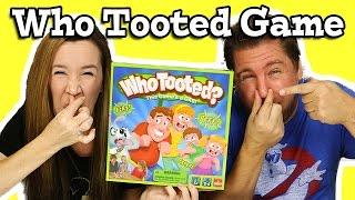 Who Tooted Game - Fart, Farts, And Farting Fun