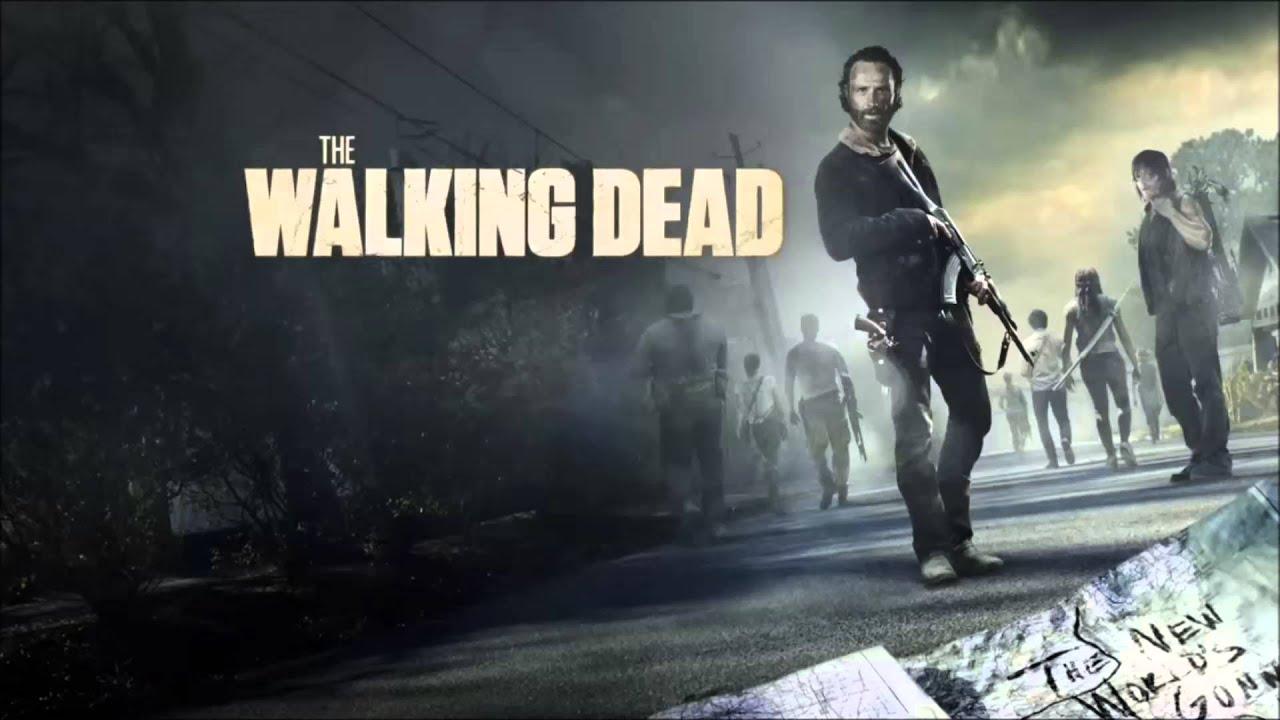 musica tema da abertura de the walking dead