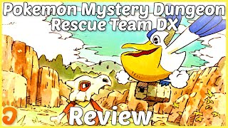 Review: Pokémon Mystery Dungeon: Rescue Team DX (Nintendo Switch) (Video Game Video Review)