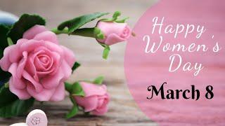 HAPPY WOMEN'S DAY STATUS 2019|International women's day whatsapp status|march 8|Celebrate your day??