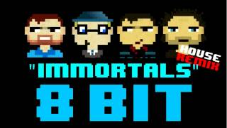 Immortals (8 Bit House Remix Version) [Tribute to Fall Out Boy] - 8 Bit Universe