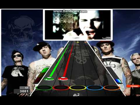bet country - A7X (guitar flash)