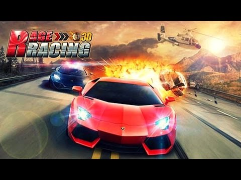 Rage Racing 3D - Android Gameplay HD