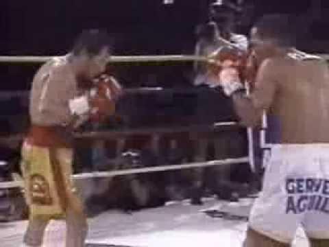 Carlos Salazar vs Harold Grey II