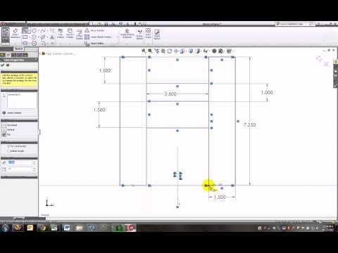 Moment Of Inertia With SolidWorks