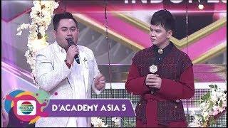 Download Nassar Seneng Banget Diajari Cengkok Khas Ala Faul LIDA - D'Academy Asia 5