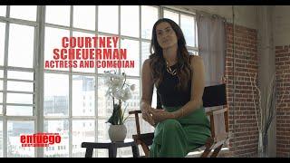 The Enfuego Interviews featuring Courtney Scheuerman - Episode #11