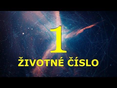 OSUDOVÉ ČÍSLO - 1