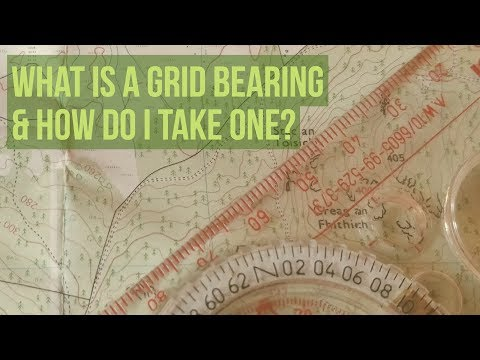 What Is A Grid Bearing & How Do I Take One?