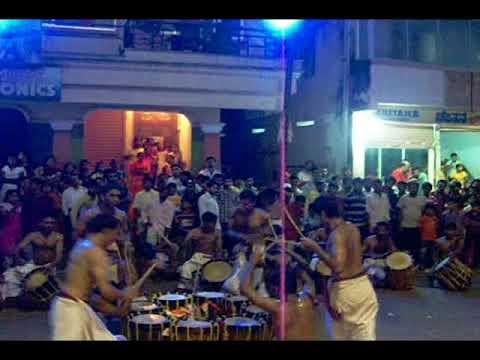 SINGARI MELAM - KERALA CHENDE (A MUST WATCH !!!)