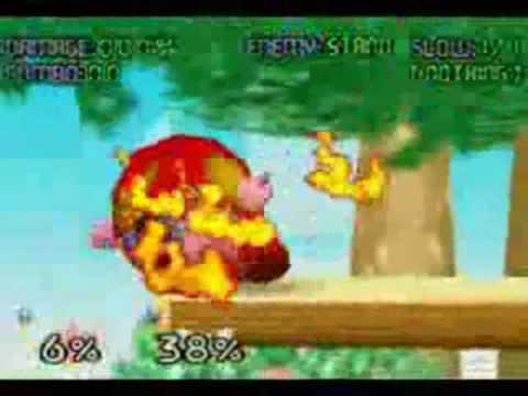 SSB64 Falcon Punch Remix Original