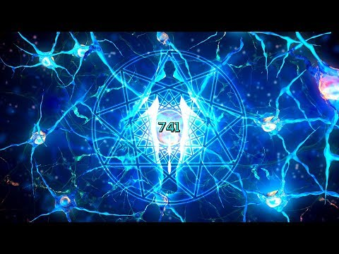 Healing Music to Cleanse Cells from Toxins & Electromagnetic Radiations 741 Hz⎪10000 Hz Full Restore