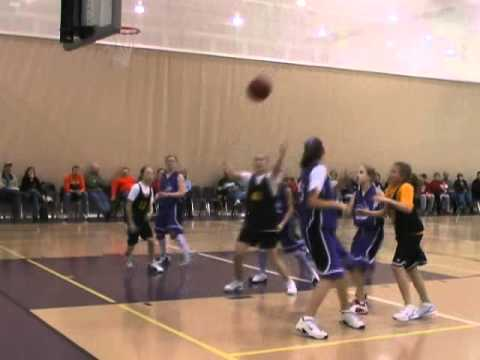 Katie Traveling Team Basketball 2006