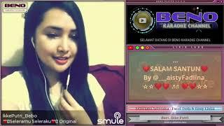 Seleramu Seleraku - Fazal Dath & Enny Listia (karaoke duet Ikke Putri | cover smule)