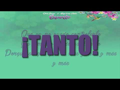 Encanto (LETRA) - Don Omar Ft. Sharlene