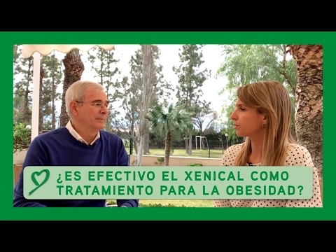 ¿Es efectivo el XENICAL como tratamiento para la OBESIDAD?