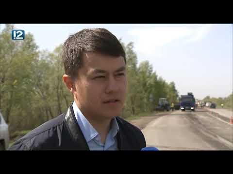В Омске начался ежегодный ремонт дорог