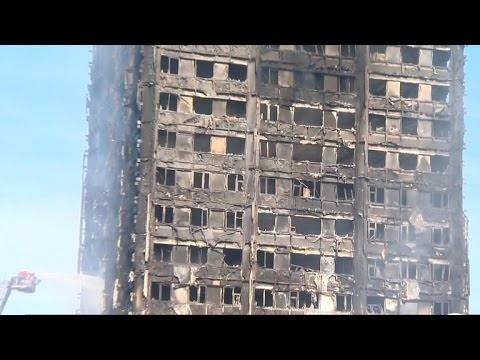 Death toll grows in London high-rise fire