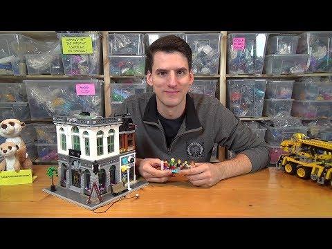 LEGO® Creator Expert 10251 - Brick Bank