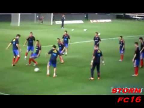 Juan Mata vs Raul Albiol  Hocus Pocus