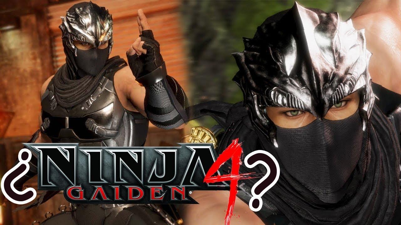 Que Esperaria De Ninja Gaiden 4 Por Marco Hayabusa Youtube