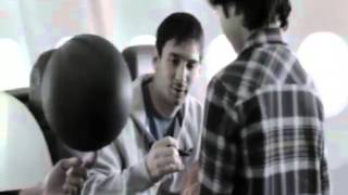 Реклама с участием Лионель Месси !