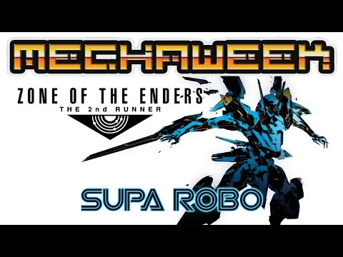 Mechaweek 2: Zone of the Enders 2 - The 2nd Runner