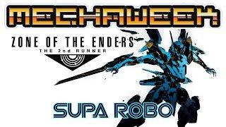 Mechaweek 2: Zone of the Enders 2 - The 2nd Runner