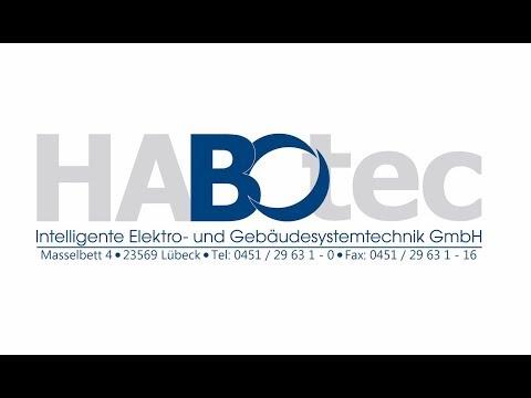 Habotec Intelligente Elektro- Und Gebäudesystemtechnik GmbH    Unternehmensfilm