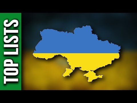 10 Things You Didn't Know About Ukraine