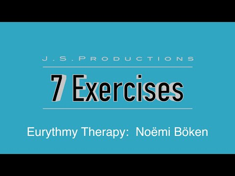 7 Eurythmy Exercises For Invigoration