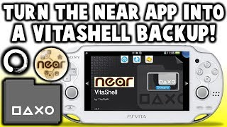 PS Vita Creating VitaShell Backup! (VS0 Near System App)